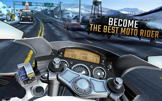 Moto Rider स्क्रीनशॉट 21