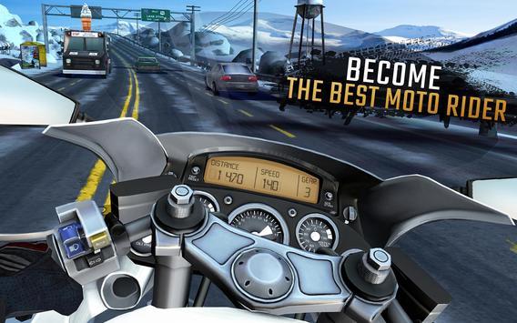 21 Schermata Moto Rider