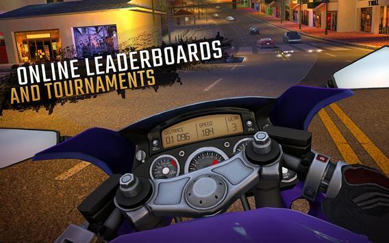 22 Schermata Moto Rider