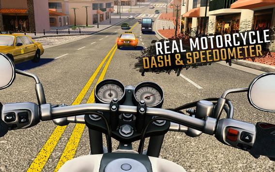 23 Schermata Moto Rider