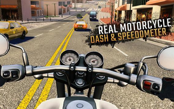 Moto Rider स्क्रीनशॉट 7