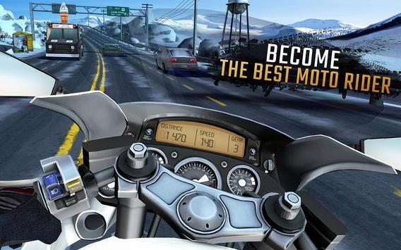 Moto Rider स्क्रीनशॉट 5