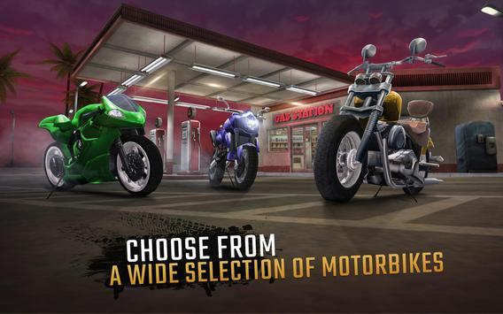 9 Schermata Moto Rider