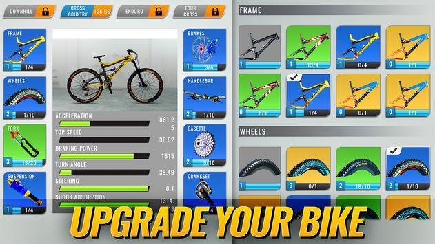 Bike Clash capture d'écran 2