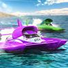 Boat Racing 3D: Jetski Driver & Furious Speed-icoon