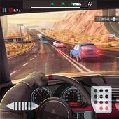 Traffic Xtreme: Car Racing & Highway Speed icon