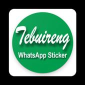 Sticker Tebuireng icon