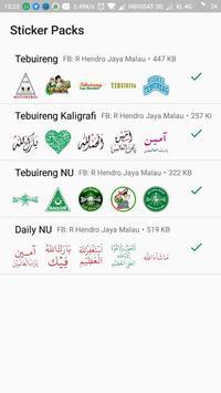 Sticker Tebuireng screenshot 1