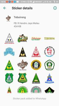 Sticker Tebuireng screenshot 3