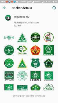 Sticker Tebuireng screenshot 4
