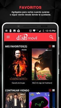Dish Móvil screenshot 1
