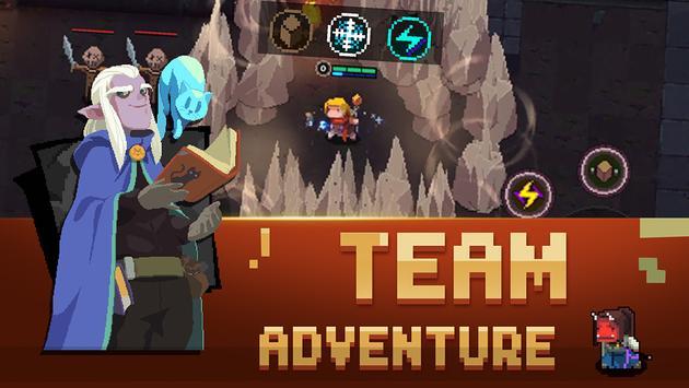 Elemental Dungeon ảnh chụp màn hình 10
