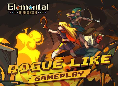 Elemental Dungeon ảnh chụp màn hình 12