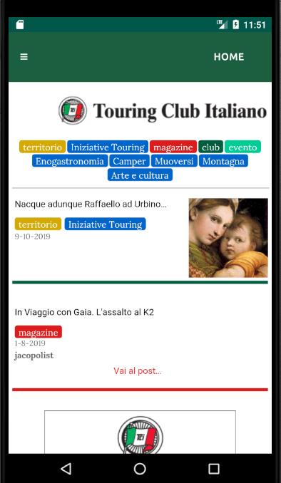 Touring Club For Android Apk Download