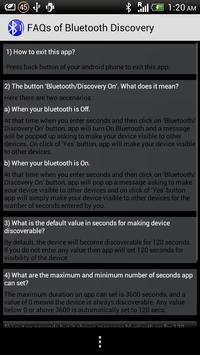 Bluetooth Discovery screenshot 5
