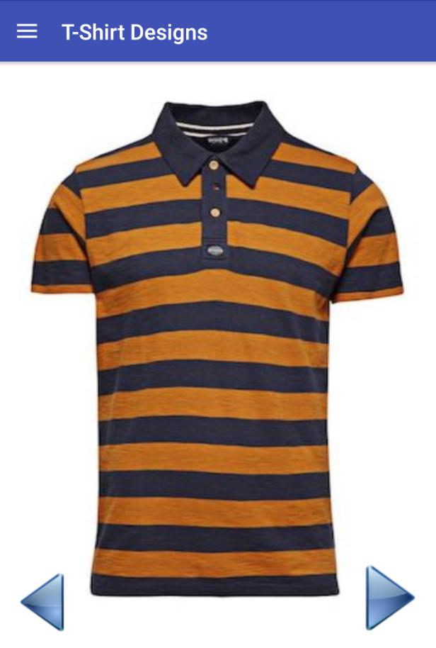 Polo Style T-shirt Design Ideas 2019 for Android - APK Download