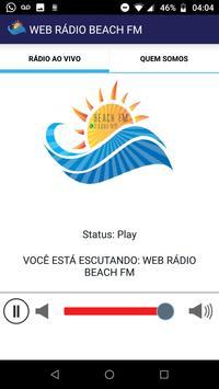 Web Rádio Beach FM 스크린샷 2
