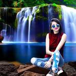 Waterfall Photo Frame 2019 APK