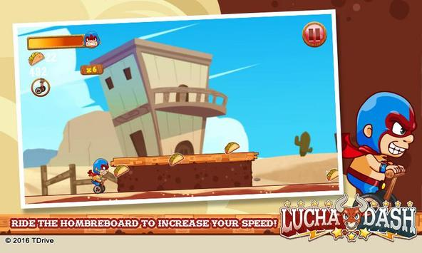Lucha Dash screenshot 3