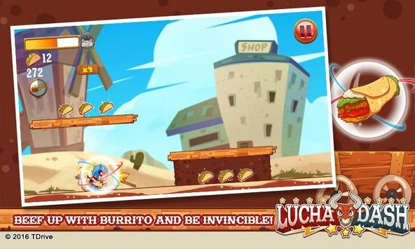 Lucha Dash screenshot 4