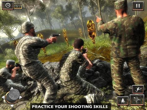 Army Commando Survival Mission screenshot 13