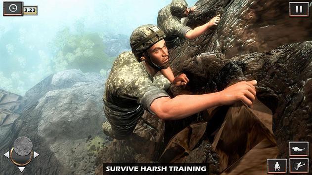 Army Commando Survival Mission screenshot 1
