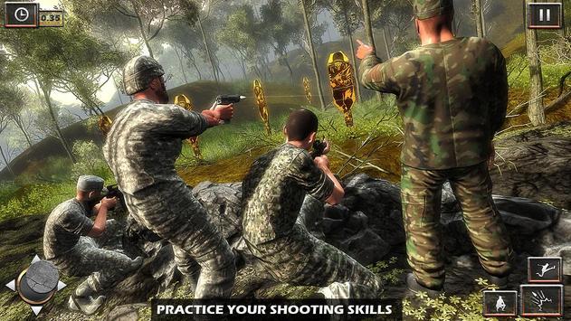 Army Commando Survival Mission screenshot 3