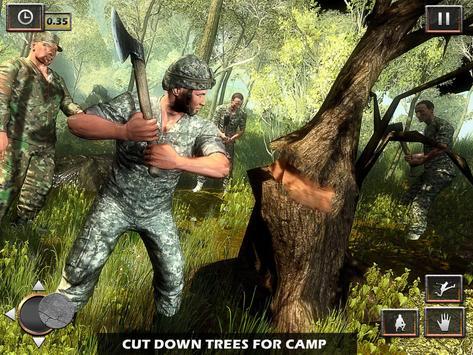 Army Commando Survival Mission screenshot 9