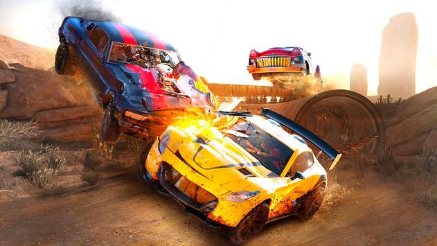 GT Car Racing Extreme Stunts poster