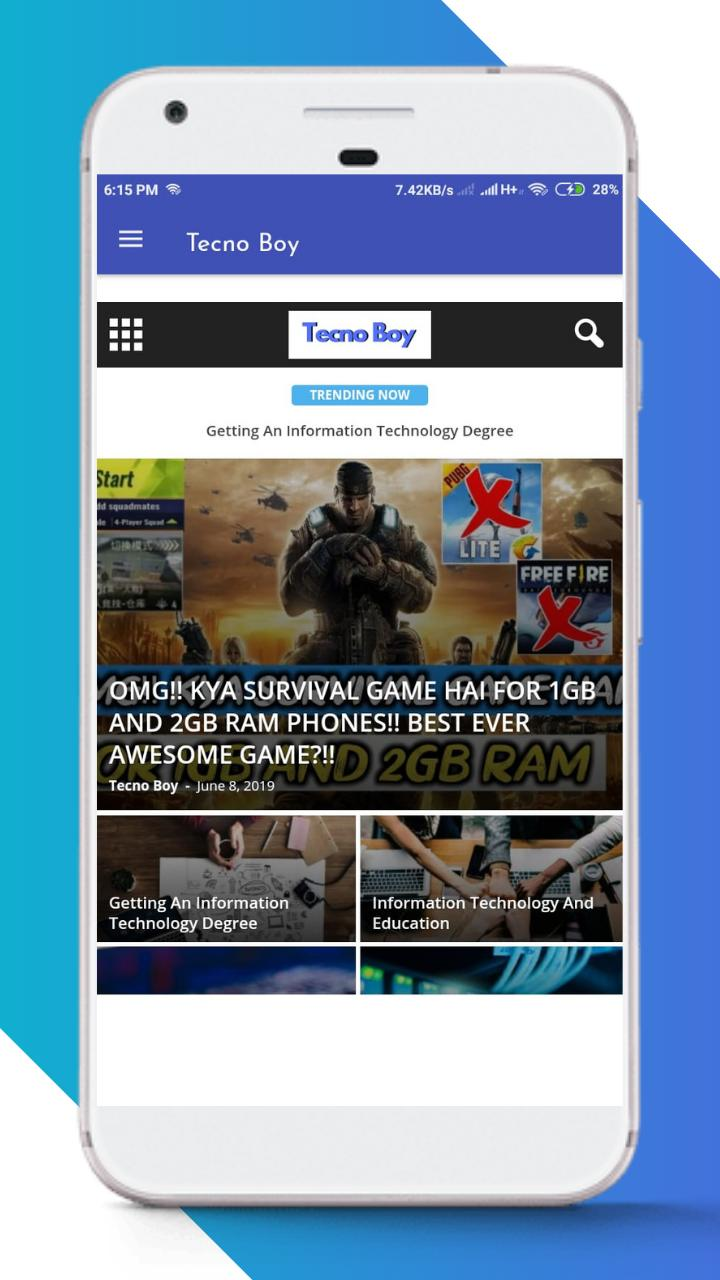 Tecno Boy for Android - APK Download
