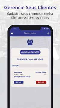 Tecnoportas screenshot 6