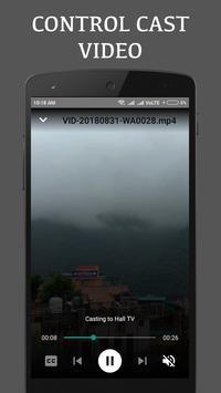 Video Cast for Chromecast screenshot 4