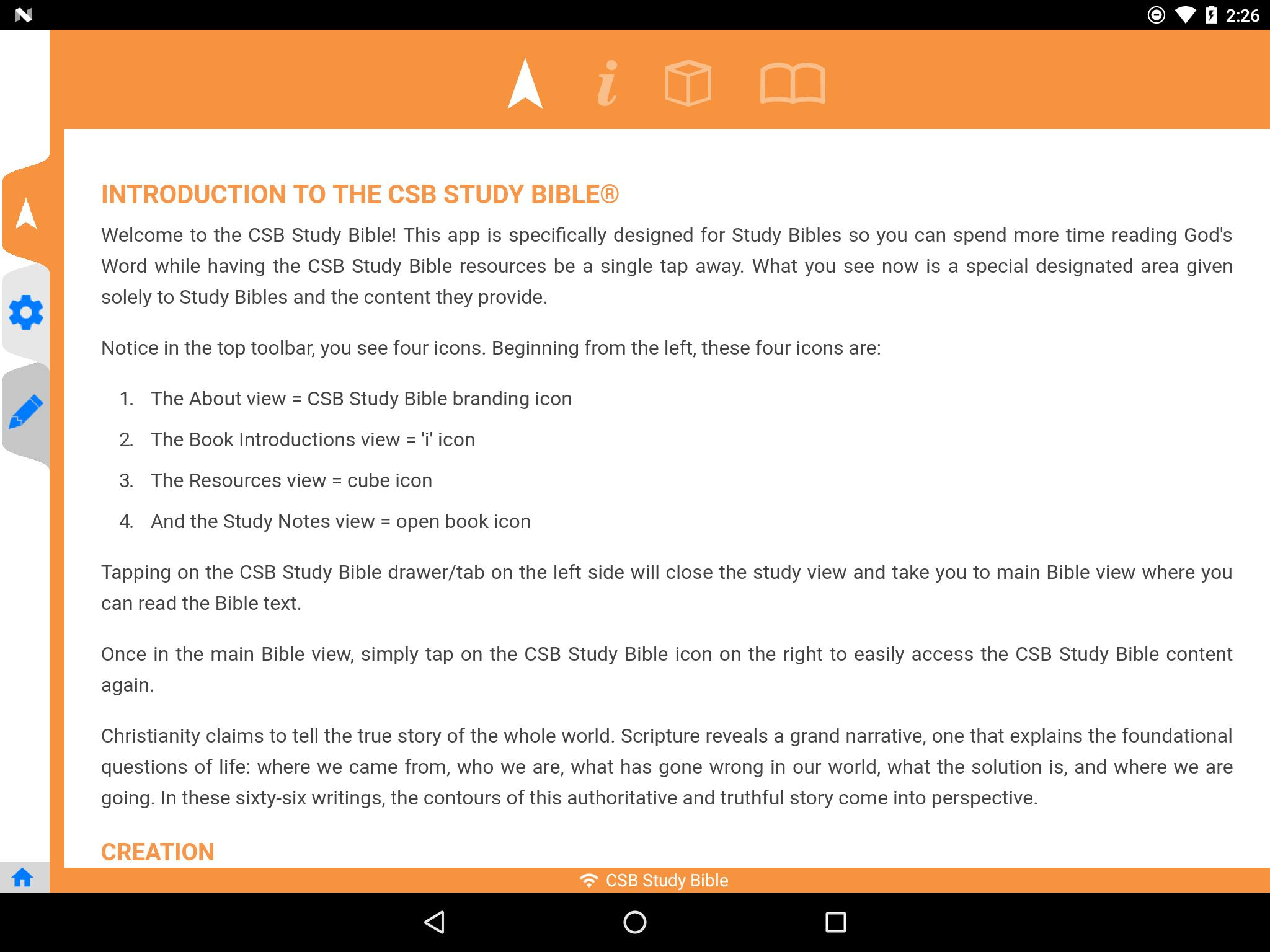 CSB Study App for Android - APK Download