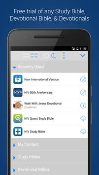 NIV 50th Anniversary Bible screenshot 2