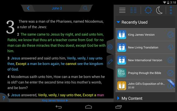 Tecarta Bible 截圖 18