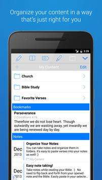 Holy Bible King James + Audio screenshot 3
