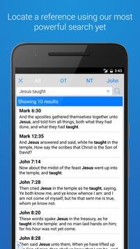 Holy Bible King James + Audio screenshot 2