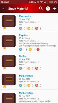 Crescent Classes screenshot 3