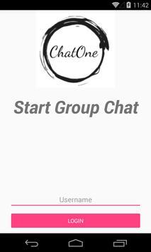 ChatOne poster