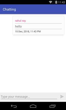 ChatOne screenshot 2