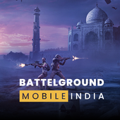BATTLEGROUND MOBILE INDIA - BGMI आइकन