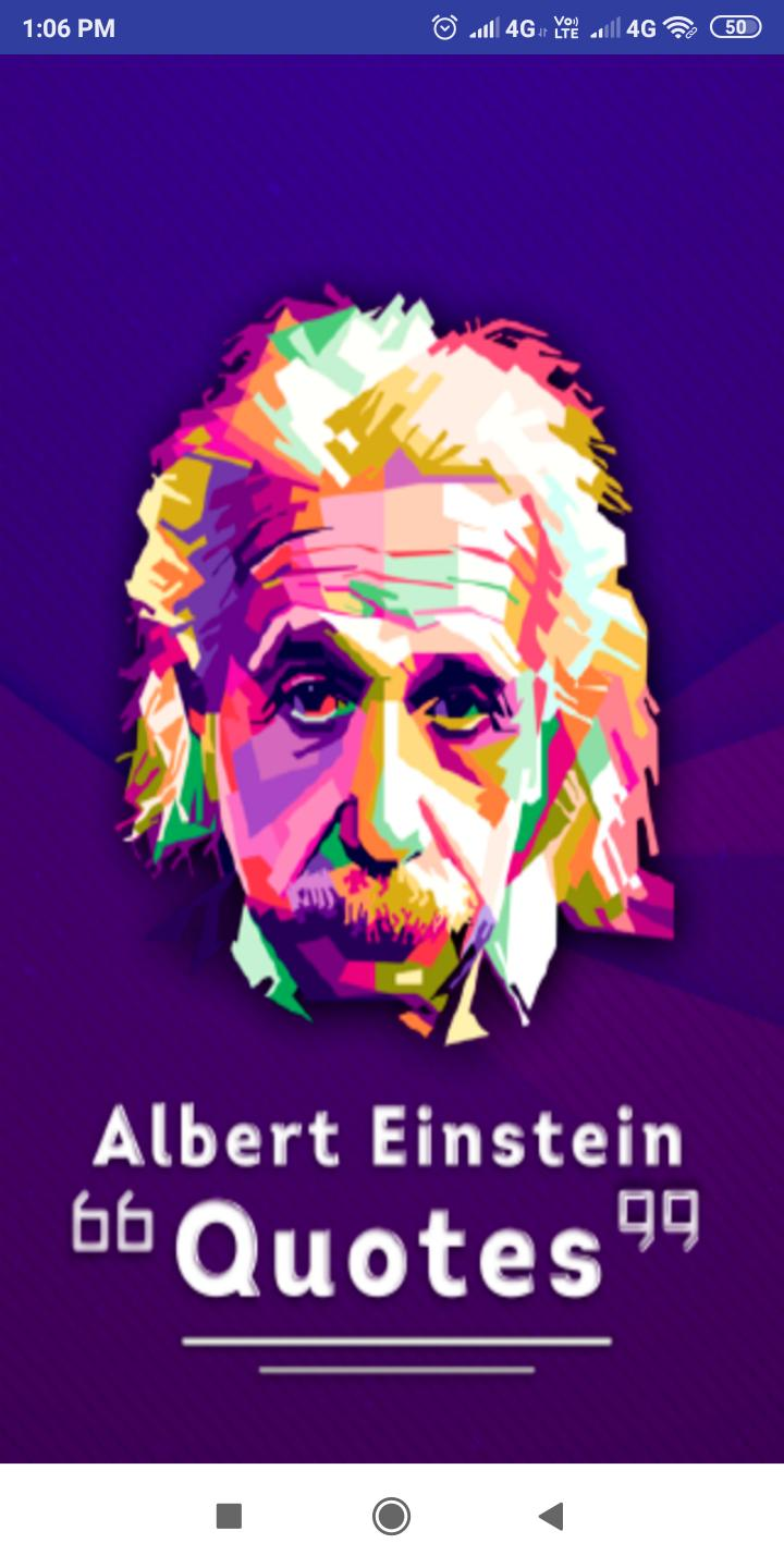 Albert Einstein Quotes In Hindi English 2020 For Android