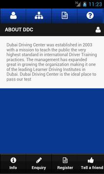 Dubai Driving Center screenshot 3