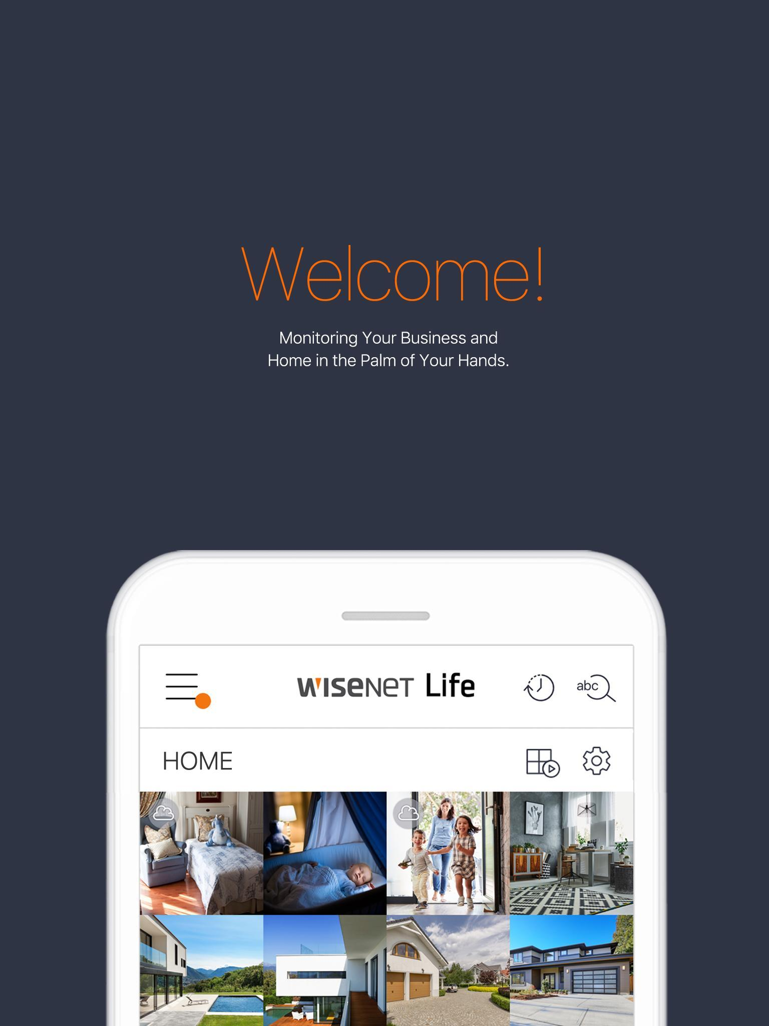 Wisenet Life for Android - APK Download