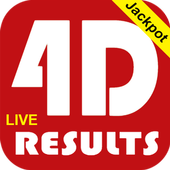 Live 4D Results! ( MY & SG ) icon