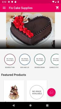 FIS CAKE SUPPLIERS poster