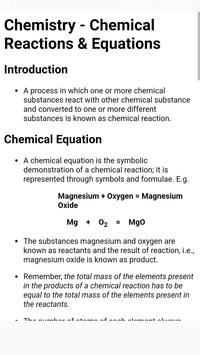 Chemistry Notes screenshot 5