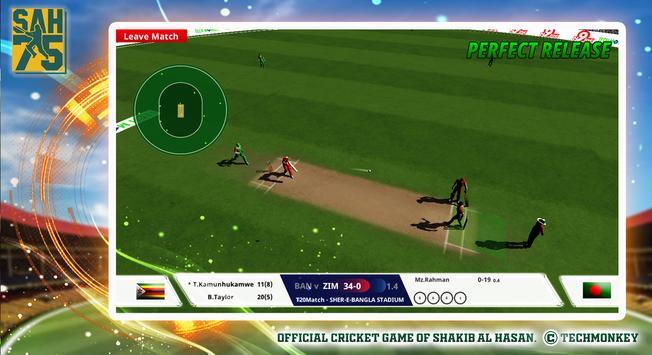 SAH75 Cricket Championship screenshot 12
