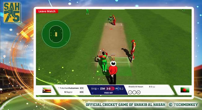 SAH75 Cricket Championship screenshot 4