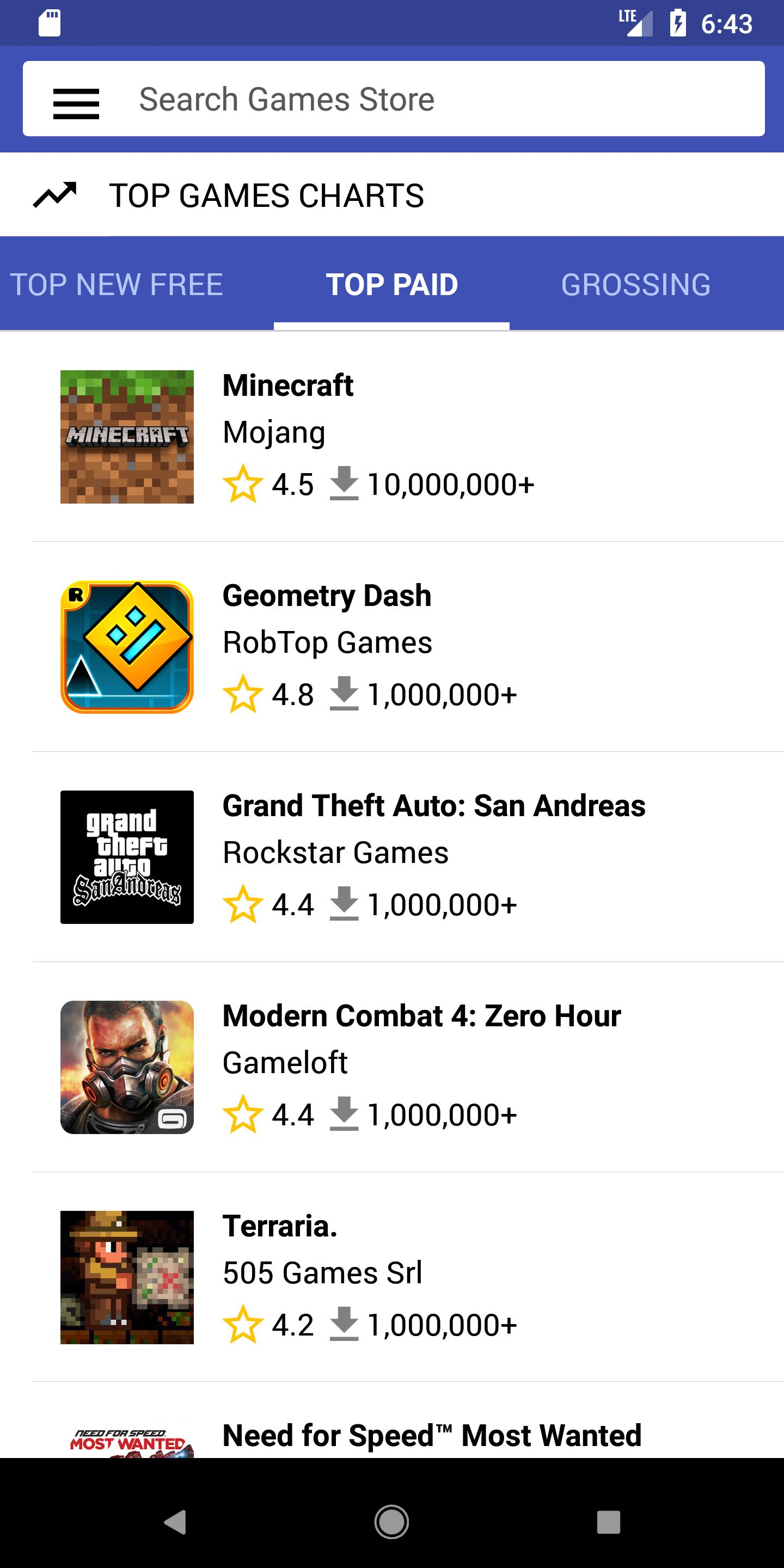 Games Store App Market for Android - APK Download